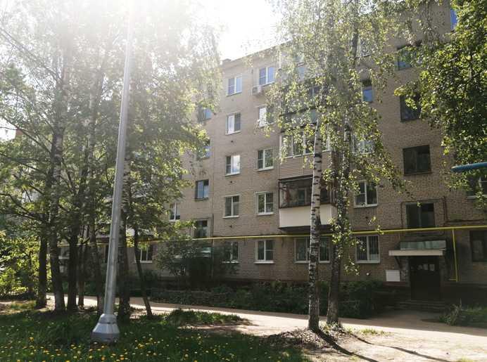 Московская область, Электросталь, ул Сталеваров, 8 А