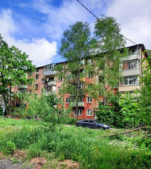Московская область, Электросталь, ул Пушкина, 21